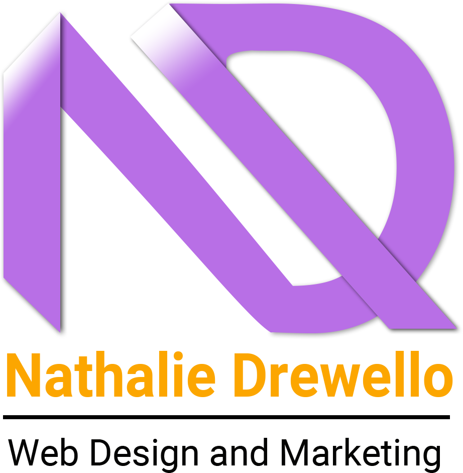 Nathalie Drewello - Web design and Marketing
